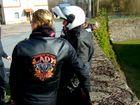 """°°° Lady Rider Tine beim """"Benzingespräch"""" °°°"""