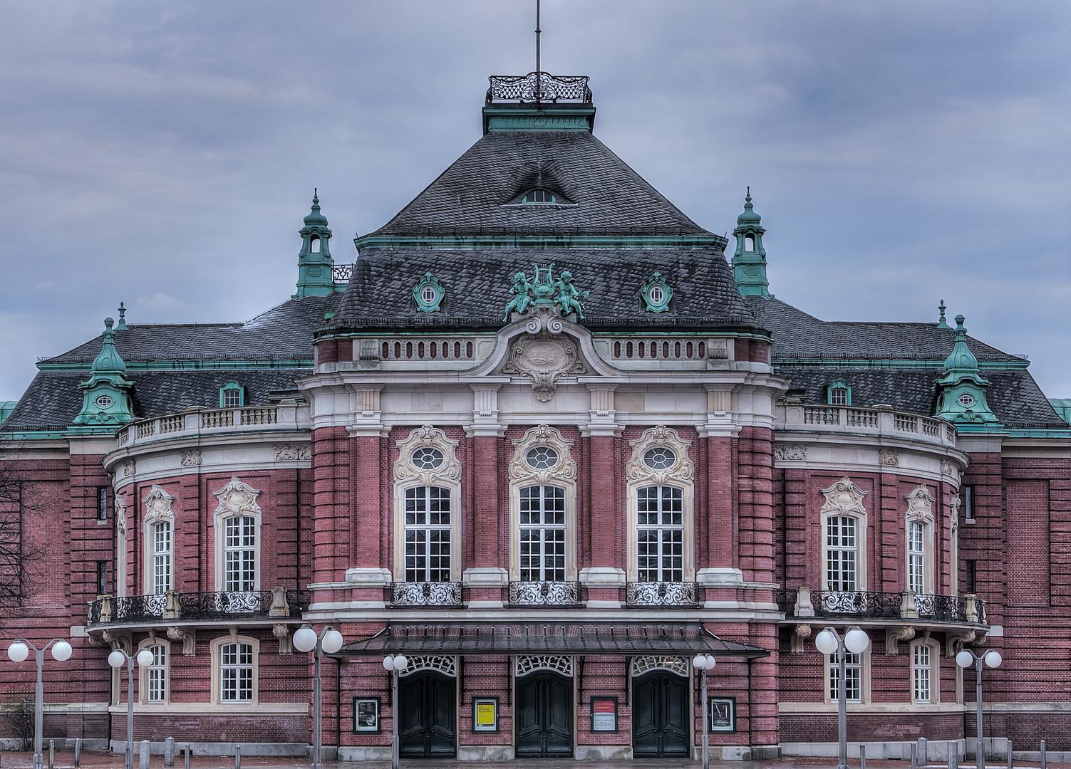 Laeiszhalle Hamburg II