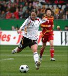 Länderspiel in Freiburg