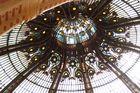 Lafayette-Kuppel in Paris