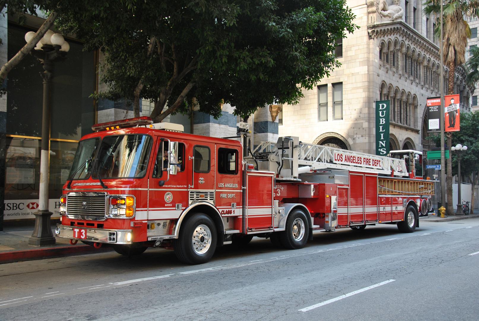 LAFD:Truck 27