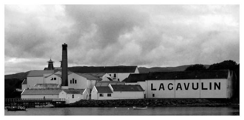 - Lagavulin Distillery - Isle of Islay -