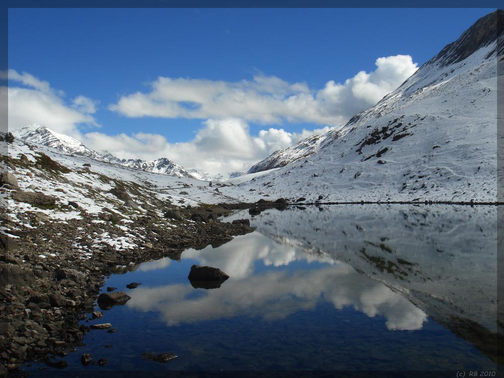 Laghetti al Passo Alpisella
