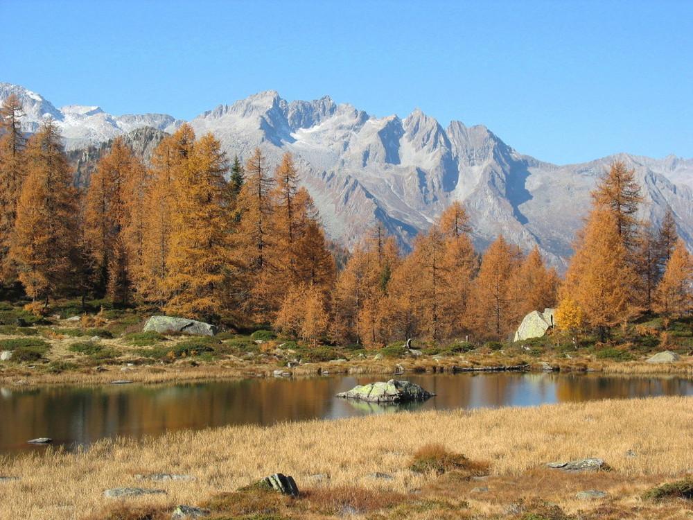 Laghi di S.Giuliano (Parco Adamello-Brenta)