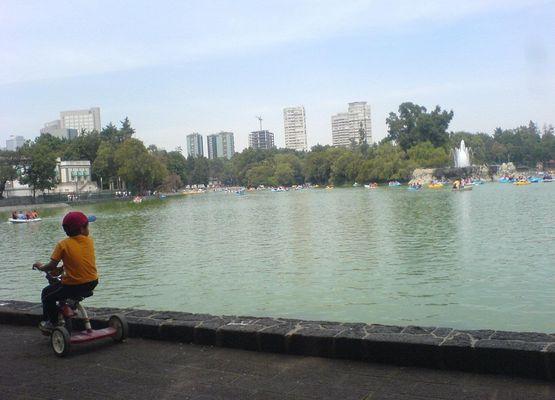 Lago Chapultepec