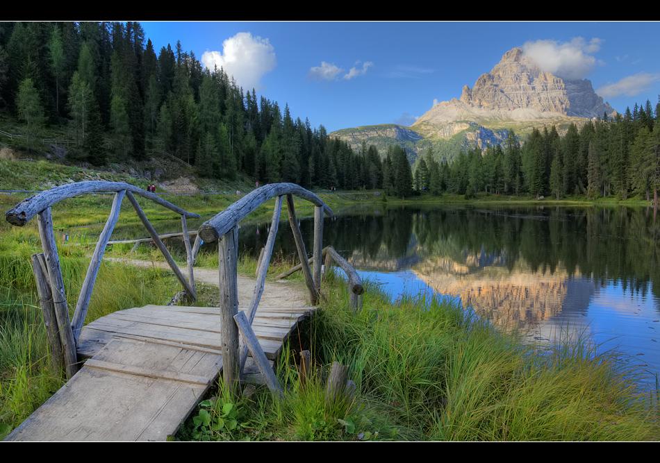 Lago d`Antorno II