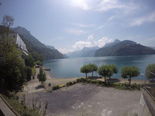 lago de Brennen (Suiza)