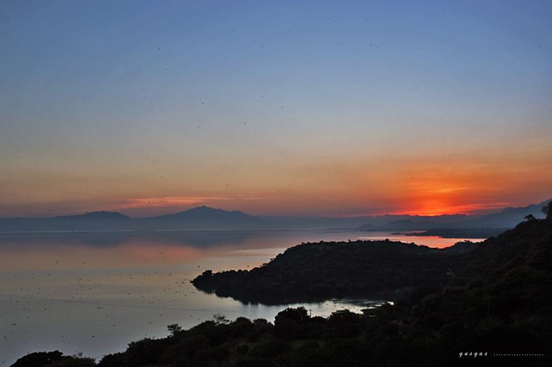 Lago de Chapala.....