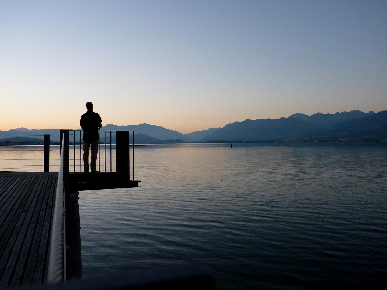 Lago de / Lac de / Zürichsee...02