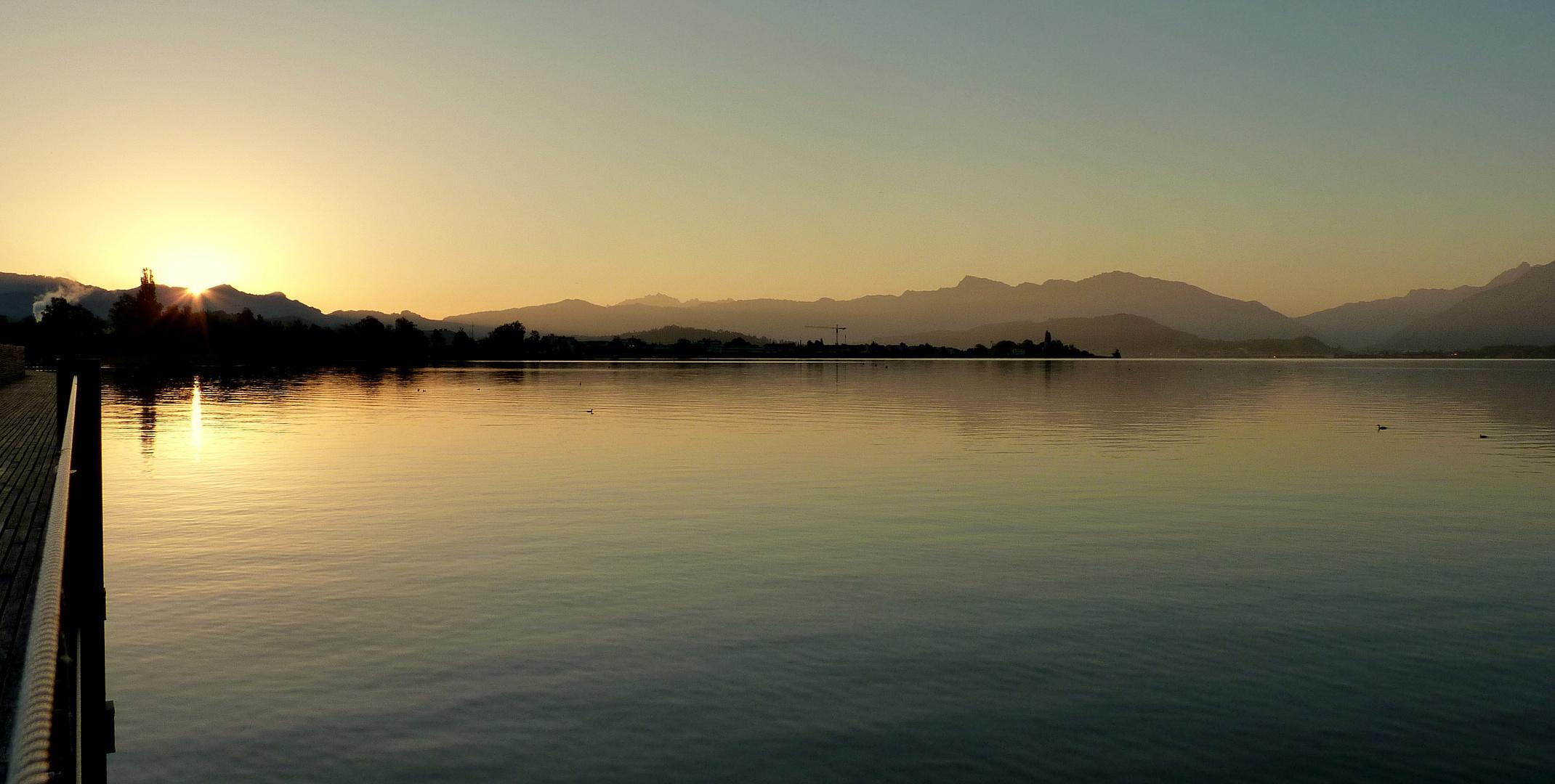 Lago de / Lac de / Zürichsee...03