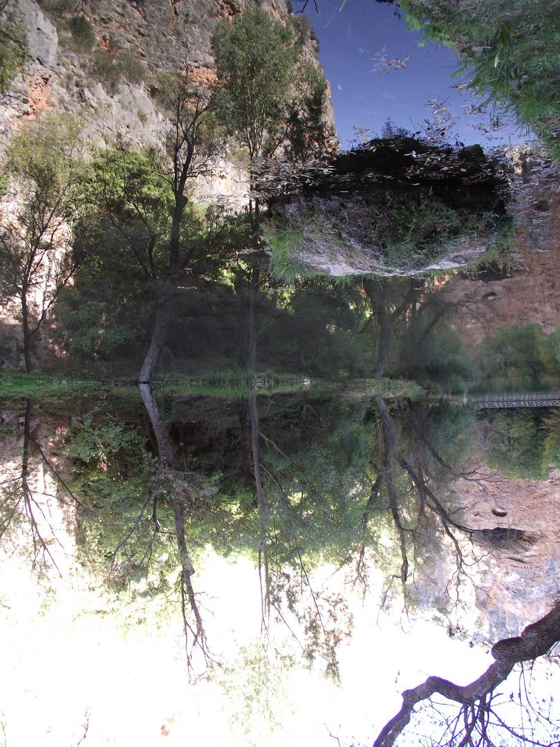 lago de los espejos