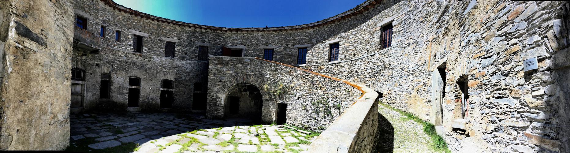 Lago del Moncenisio 4  il forte