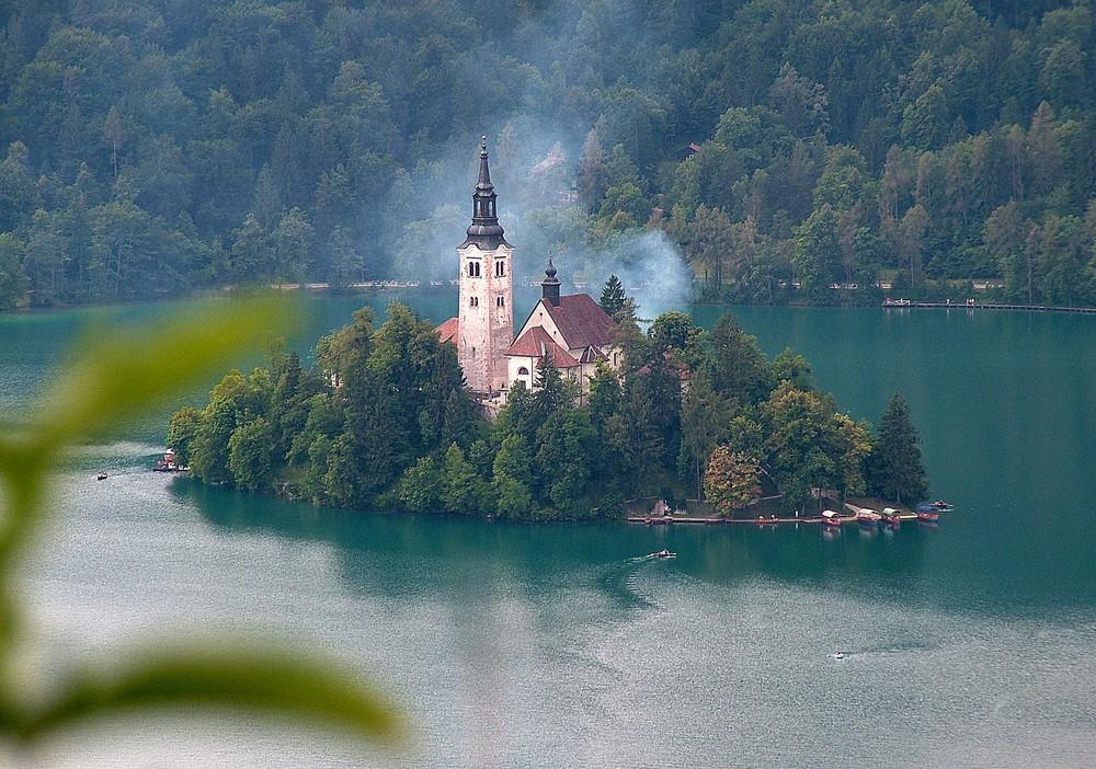 Lago di Bled-Slovenia