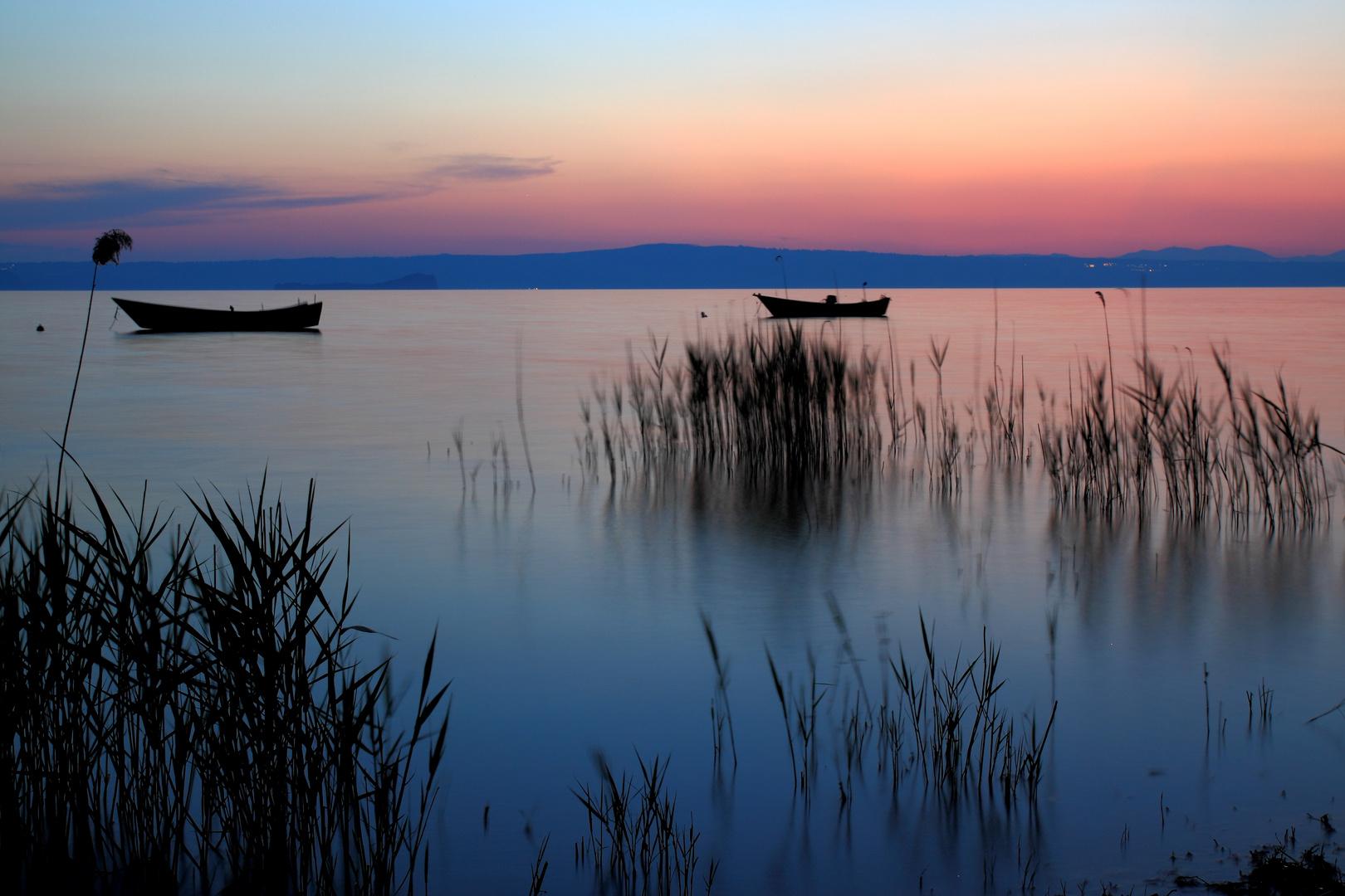 Lago di Bolsena (Latium)