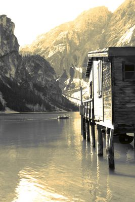 Lago di Braies - Alto Adige