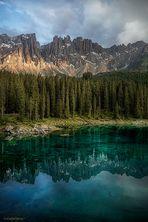 Lago Di Carezza