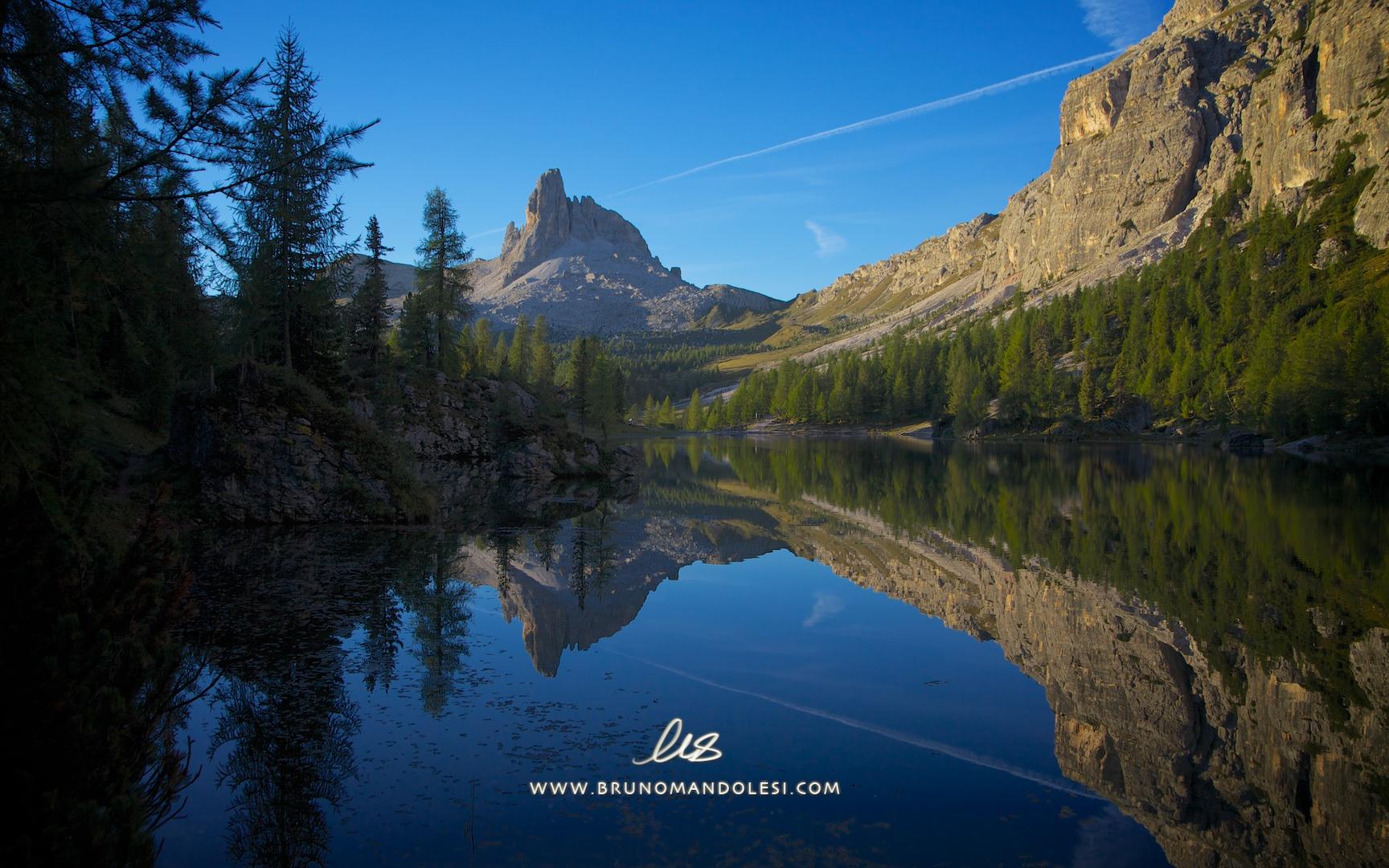 Lago di Federa & Becco di Mezzodì