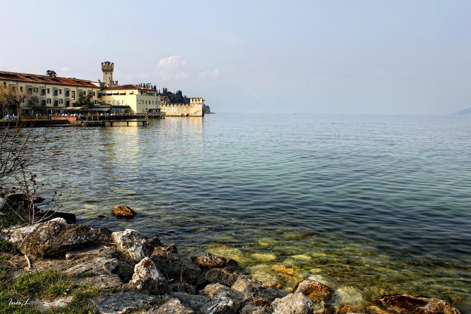 Lago di Garda, Sirmione.