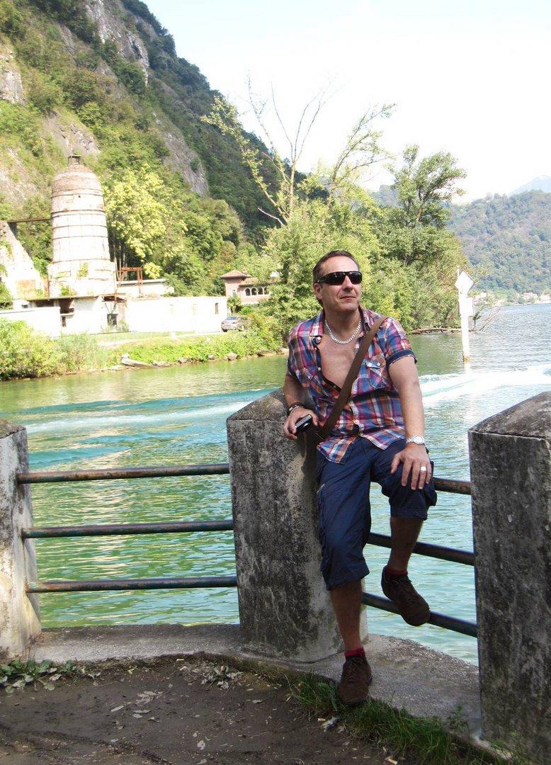 Lago di Lugano ...