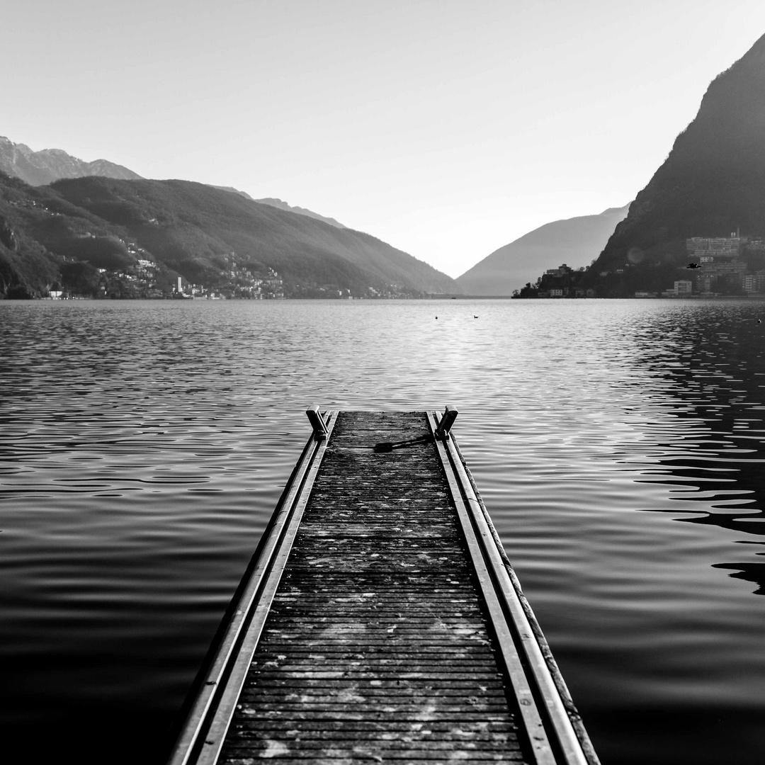 Lago di Lugano #