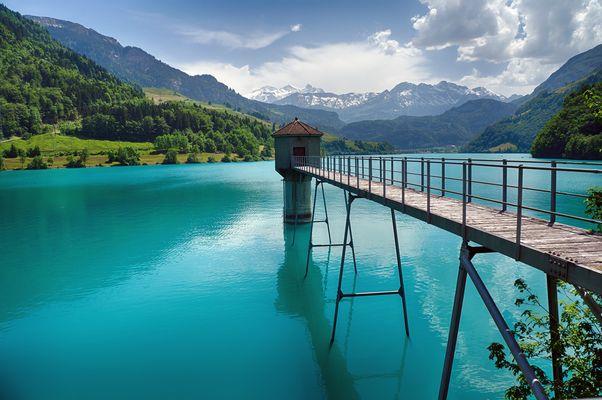Lago di Lungern