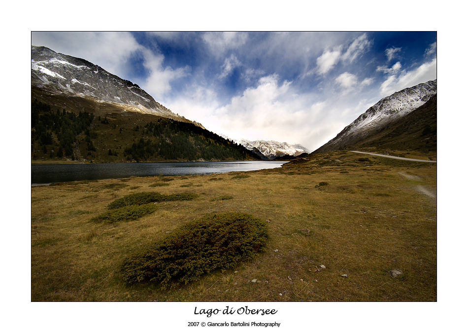 Lago di Obersee