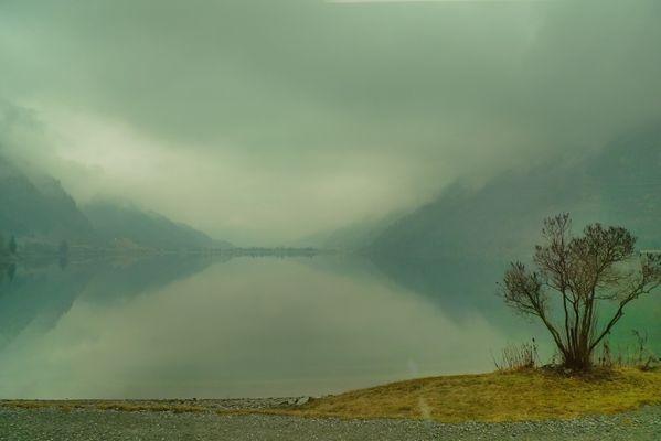 Lago di Poschiavo - Svizzera - 27 Febbraio 2016