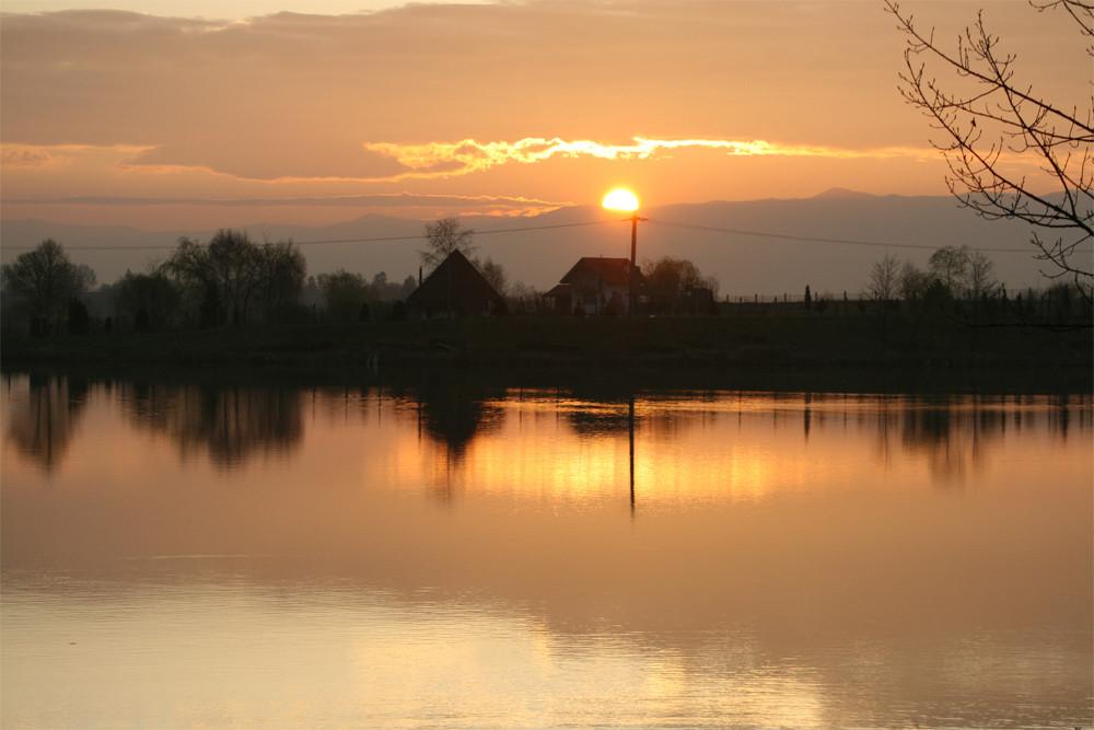 Lago di Reci (Romania)
