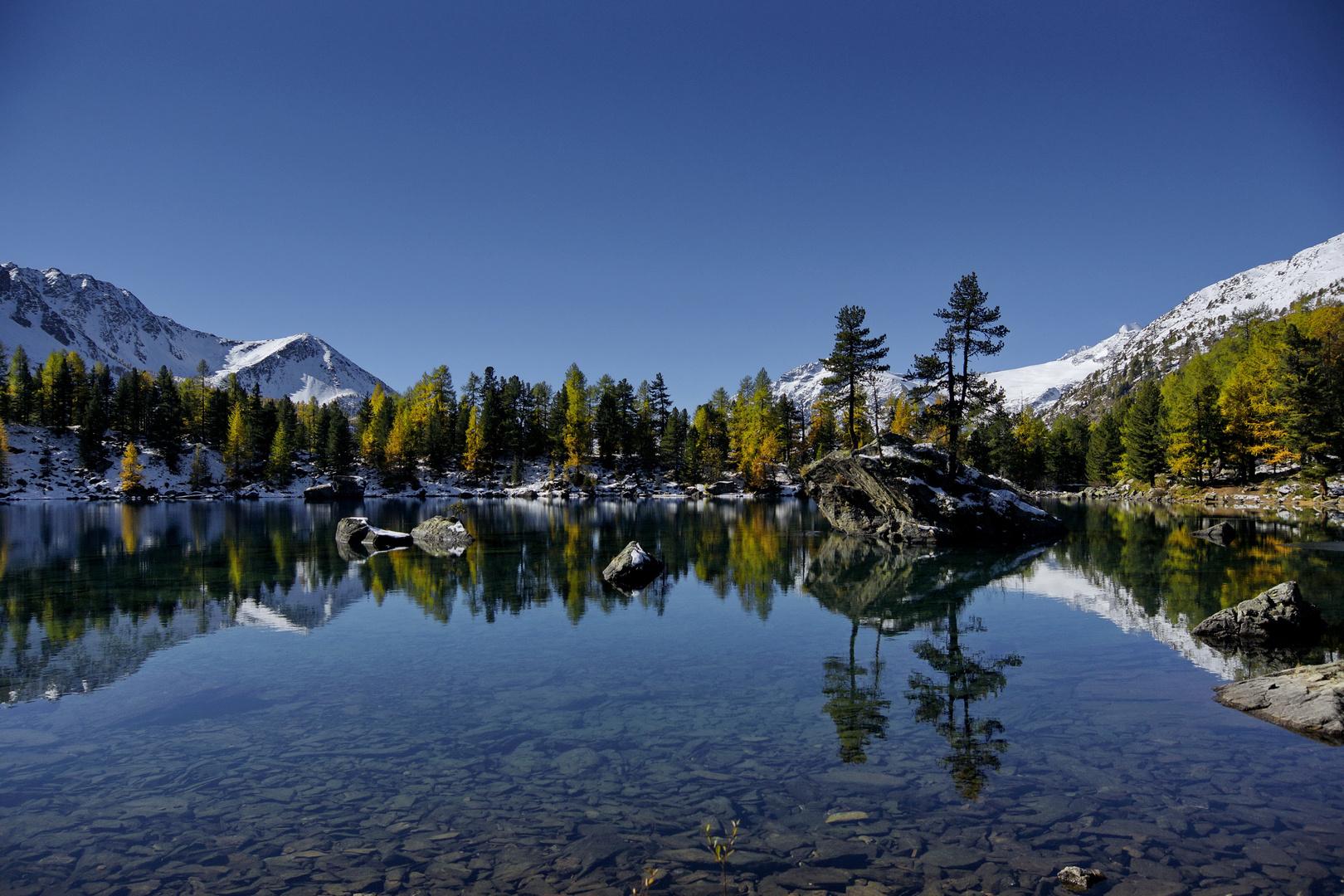 Lago di Saoseo - Valposchiavo