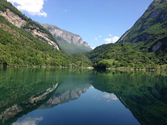 Lago di Tenno / Italien