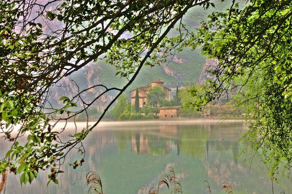 Lago di Toblino - Ein Versuch in HDR