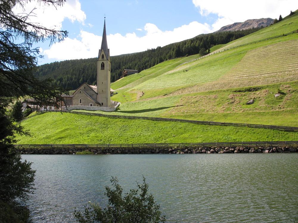 Lago di Valdurna - Durnholz SARNTALER ALPEN