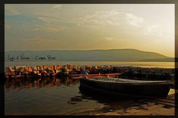 Lago di Varano.. mistero e incanto...