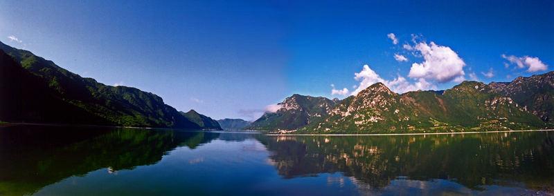 Lago d'Idro - Silence