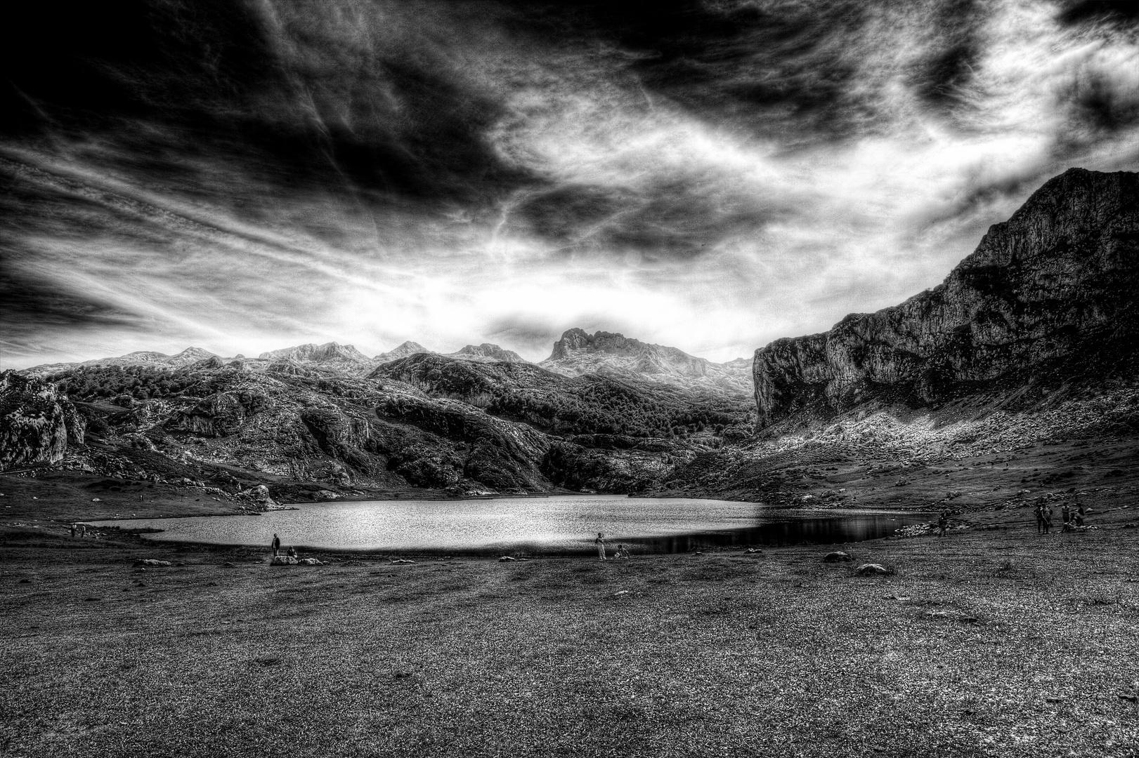 Lago Ercina (Lagos de Covadonga)