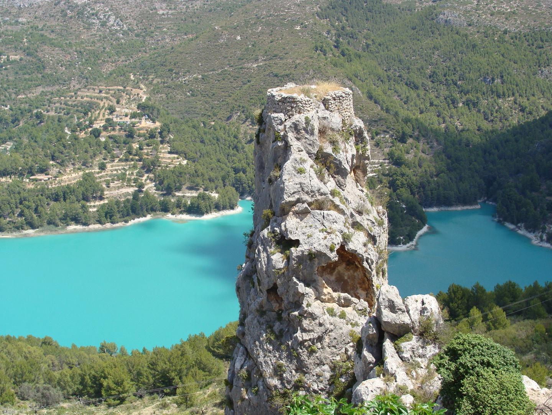 Lago Guadalest