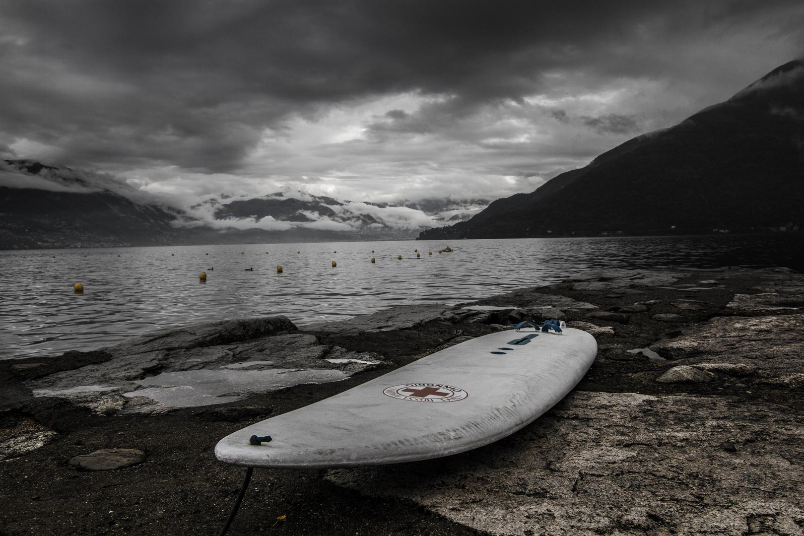 Lago im Oktober III