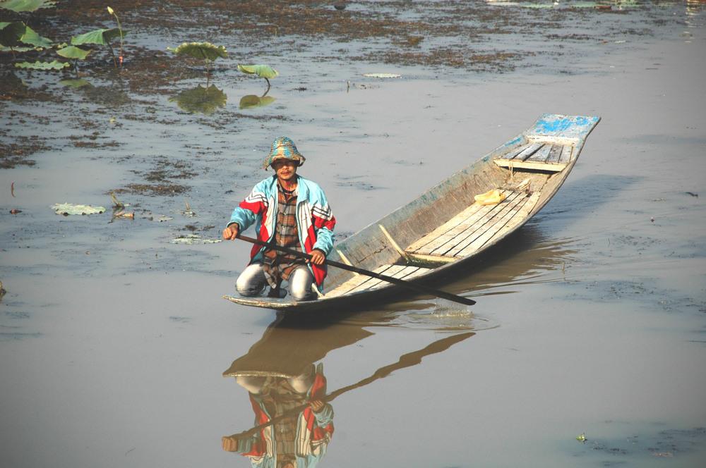 Lago Inle. Myanmar