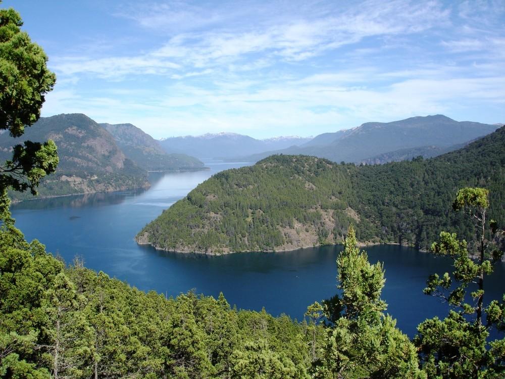 Lago Lacar-Neuquen-Argentina