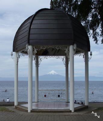 LAGO LLANQUIHUE - CHILE
