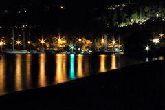 Lago Maggiore bei Nacht, Sommer 2011