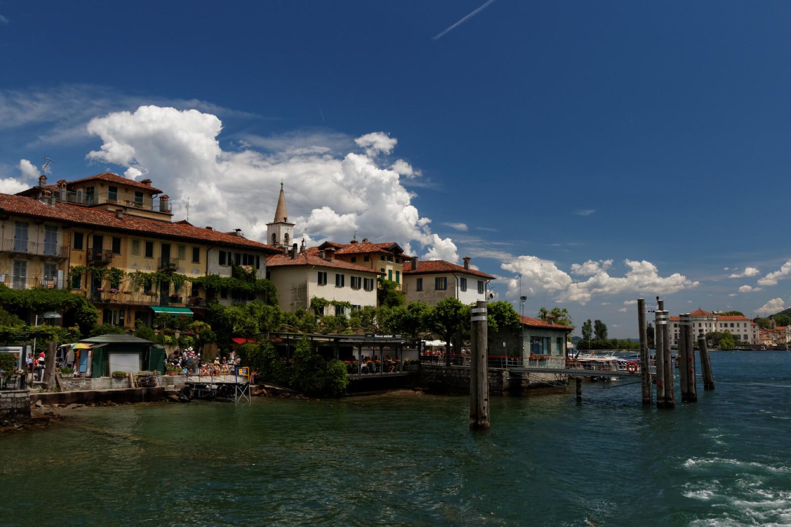 Lago Maggiore Fotografierwolken II