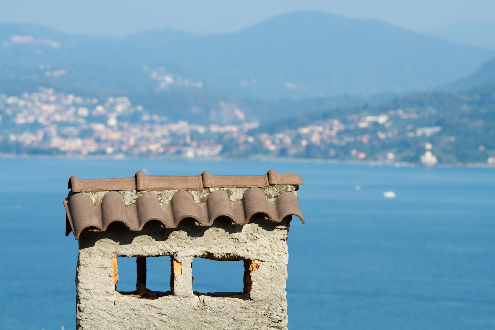 Lago Maggiore im September