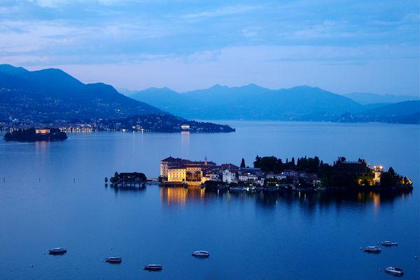 Lago Maggiore, Stresa, Italy