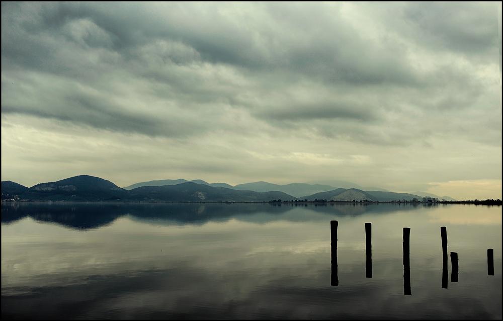 Lago Massaciucoli, Toscana