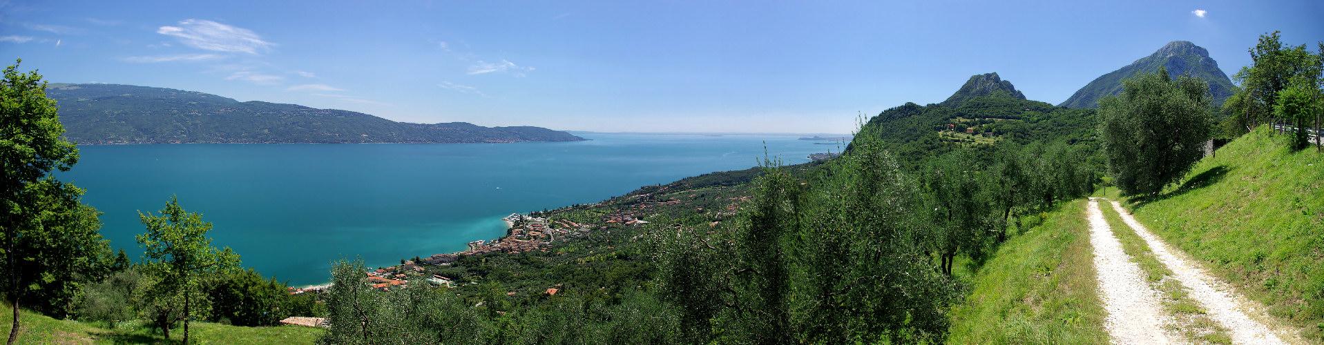 Lago-Pano bei Gargnano