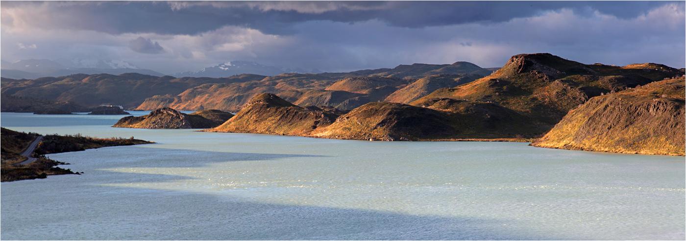 Lago Pehoe einmal anders