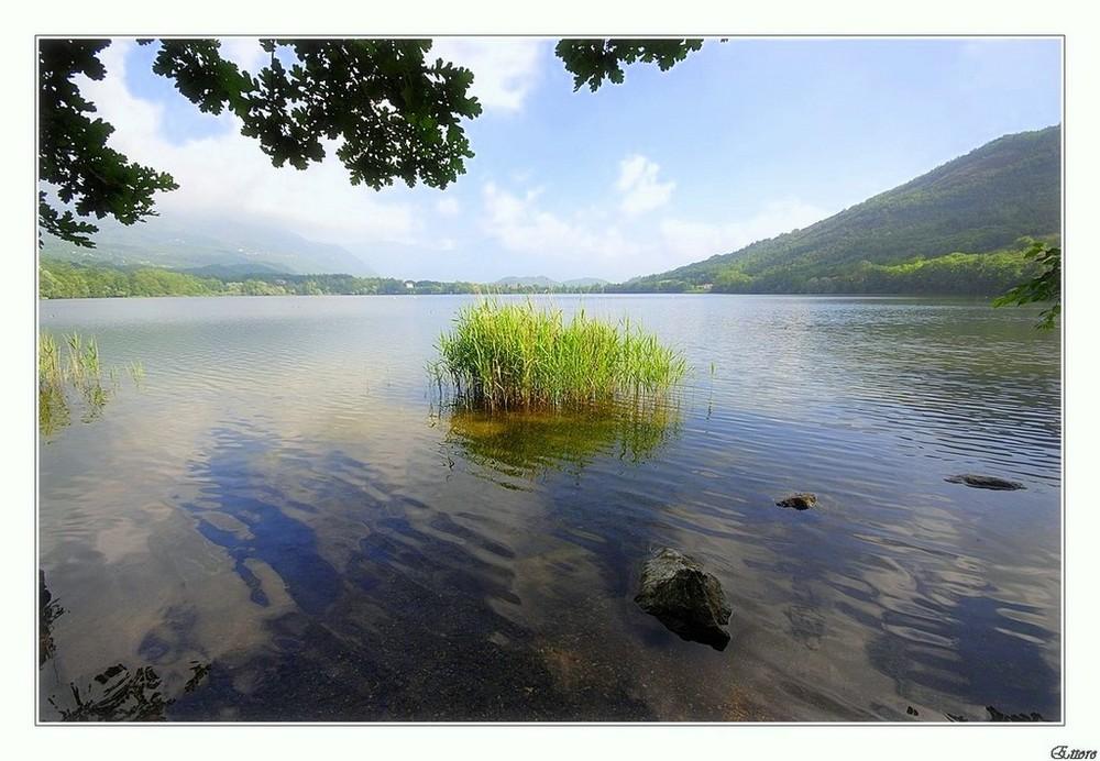 Lago piccolo di Avigliana-To