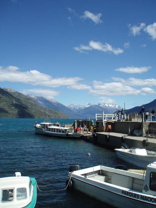 Lago Puelo - Chubut - Argentina