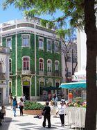 Lagos an der Algarve (Portugal), Bummel durch die attraktive Altstadt.